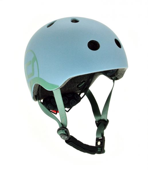SCOOT AND RIDE Helm XXS-S Steel