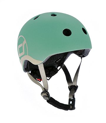 SCOOT AND RIDE Helm XXS-S Forest