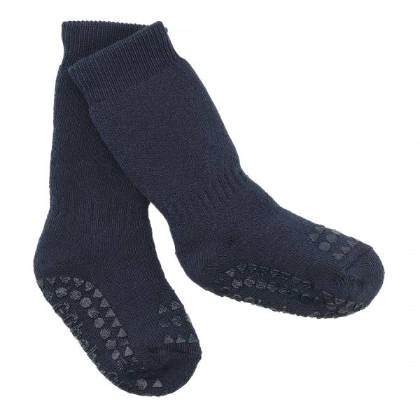 GoBabyGo Anti-Rutsch-Socken Petroleum Blue