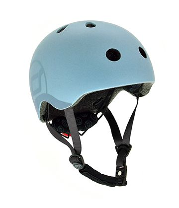 SCOOT AND RIDE Helm S-M Steel