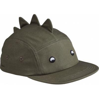 "Liewood Cap ""Rory"" Faune Green Dino"