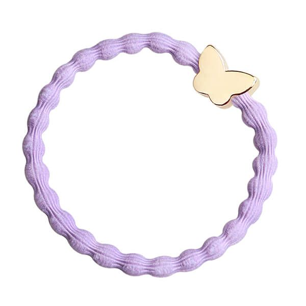 byEloise Haarband Armband Butterfly Lavender