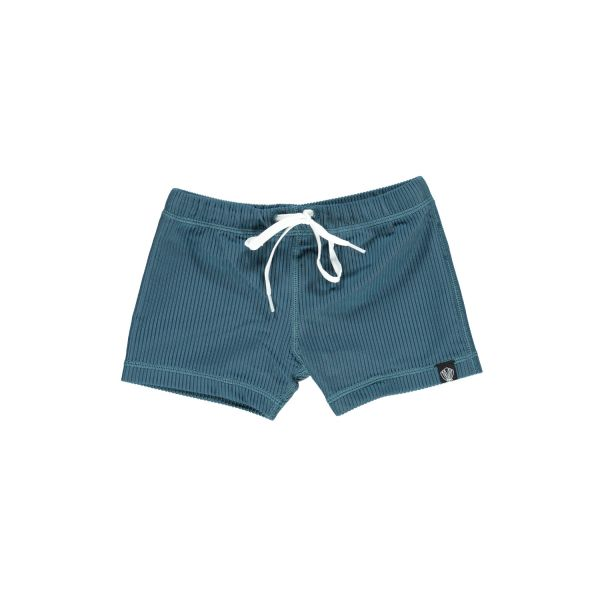 Beach & Bandits UV-Badehose Ocean Ribbed