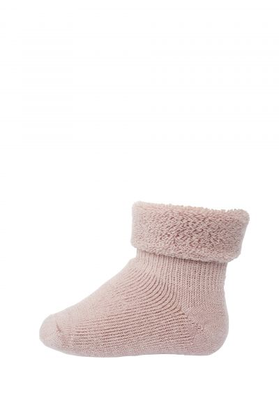 mp Denmark Vollfrottee Socken Wolle Wood Rose