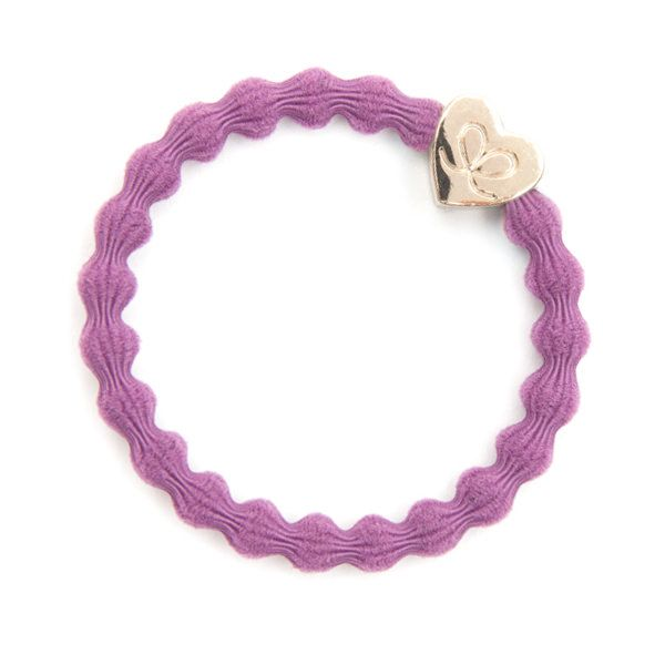 byEloise Haarband Armband Gold Heart Mulberry