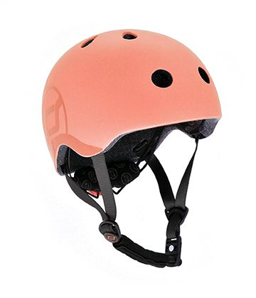 SCOOT AND RIDE Helm S-M Peach