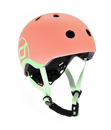 SCOOT AND RIDE Helm XXS-S Peach