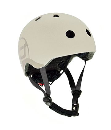 SCOOT AND RIDE Helm S-M Ash