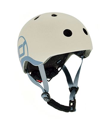 SCOOT AND RIDE Helm XXS-S Ash
