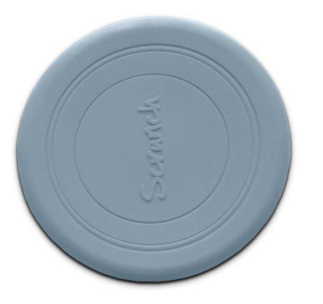 Scrunch Frisbee Silikon Duck Egg Blue