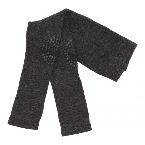 GoBabyGo Krabbelleggings Dark Grey Melange