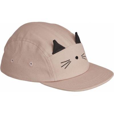 "Liewood Cap ""Rory"" Cat Rose"