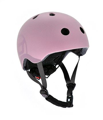 SCOOT AND RIDE Helm S-M Rose