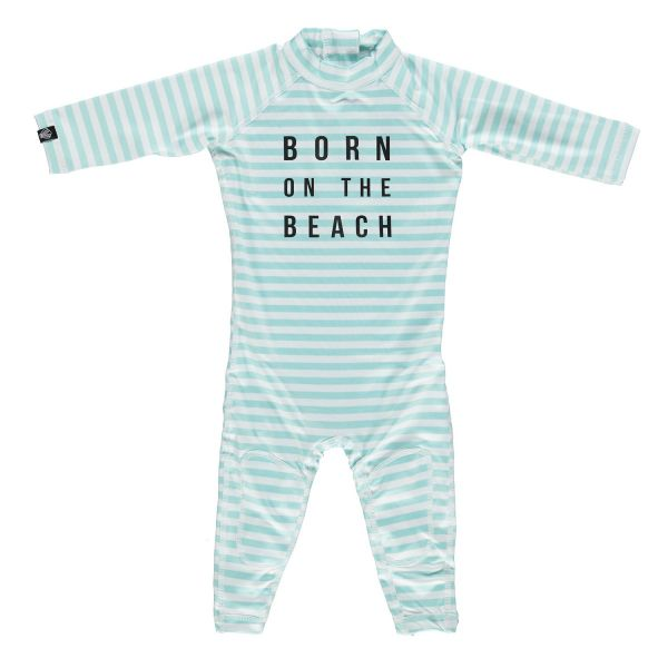 Beach & Bandits UV-Schwimmanzug Born on the beach